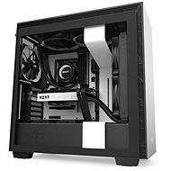 NZXT H710 Matte White - PC Case