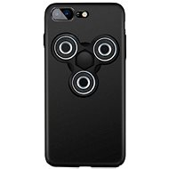 Mantis for iPhone 7 Plus + fidget spinner, black - Protective Case
