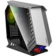 GameMax Autobot, Silver - PC Case