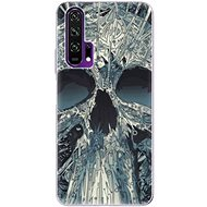 iSaprio Abstract Skull for Honor 20 Pro - Mobile Case