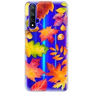 iSaprio Autumn Leaves for Honor 20 - Mobile Case