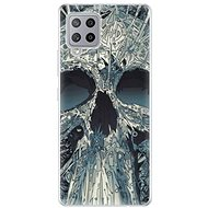 iSaprio Abstract Skull for Samsung Galaxy A42 - Mobile Case