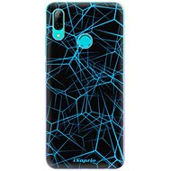 iSaprio Abstract Outlines for Huawei P Smart 2019 - Mobile Case