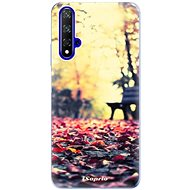 iSaprio Bench for Honor 20 - Mobile Case