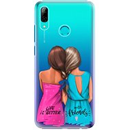 iSaprio Best Friends for Huawei P Smart 2019 - Mobile Case