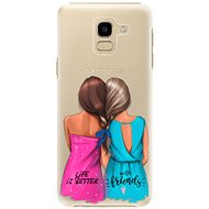 iSaprio Best Friends for Samsung Galaxy J6 - Mobile Case