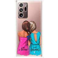 iSaprio Best Friends for Samsung Galaxy Note 20 Ultra - Mobile Case