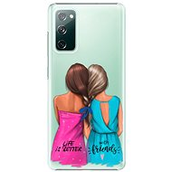 iSaprio Best Friends for Samsung Galaxy S20 FE - Mobile Case