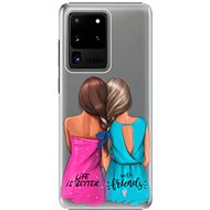 iSaprio Best Friends for Samsung Galaxy S20 Ultra - Mobile Case