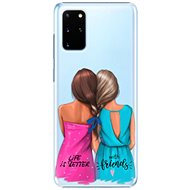 iSaprio Best Friends for Samsung Galaxy S20+ - Mobile Case