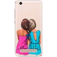 iSaprio Best Friends for Xiaomi Redmi 4A - Mobile Case