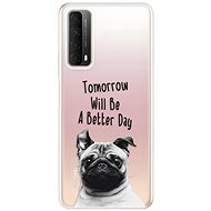 iSaprio Better Day for Huawei P Smart 2021 - Mobile Case