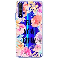 iSaprio BeYouTiful for Honor 20 - Mobile Case