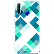 iSaprio Abstract Squares for Honor 20 Lite - Mobile Case