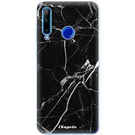 iSaprio Black Marble for Honor 20 Lite - Mobile Case