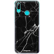 iSaprio Black Marble for Huawei P Smart 2019 - Mobile Case