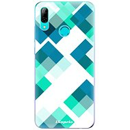 iSaprio Abstract Squares for Huawei P Smart 2019 - Mobile Case