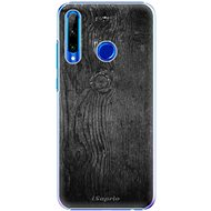 iSaprio Black Wood for Honor 20 Lite - Mobile Case