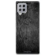 iSaprio Black Wood for Samsung Galaxy A42 - Mobile Case