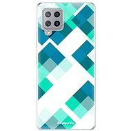 iSaprio Abstract Squares for Samsung Galaxy A42 - Mobile Case