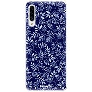 iSaprio Blue Leaves for Samsung Galaxy A30s - Mobile Case