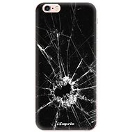 iSaprio Broken Glass 10 for iPhone 6 Plus - Mobile Case