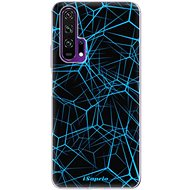 iSaprio Abstract Outlines for Honor 20 Pro - Mobile Case