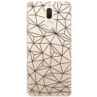 iSaprio Abstract Triangles for Huawei Mate 10 Lite - Mobile Case