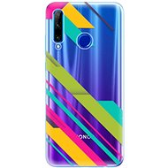 iSaprio Color Stripes 03 for Honor 20 Lite - Mobile Case