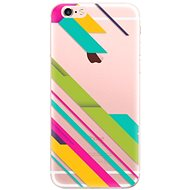 iSaprio Color Stripes 03 for iPhone 6 Plus - Mobile Case