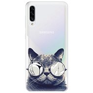 iSaprio Crazy Cat 01 for Samsung Galaxy A30s - Mobile Case
