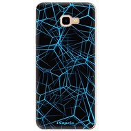 iSaprio Abstract Outlines for Samsung Galaxy J4 + - Mobile Case