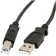 PremiumCord USB 2.0 5m black - Data cable