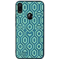 MoFi Anti-Slip Back Case for Samsung Galaxy A40 Green - Mobile Case