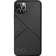 MoFi Anti-Slip Back Case Strip for iPhone 11 Pro Max Black - Mobile Case