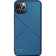 MoFi Anti-Slip Back Case Strip for iPhone 11 Pro Max Blue - Mobile Case
