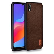 MoFi Fabric Back Cover for Honor 8A Brown - Mobile Case