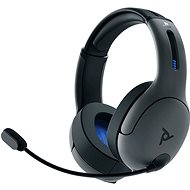 PDP LVL50 Wireless Headset - Grey - PS4 - Gaming Headset