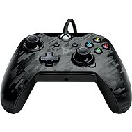 PDP Wired Controller - Xbox One - Black Camo - Gamepad