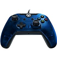 PDP Deluxe Wired Controller - Xbox One - Blue Camo - Gamepad