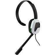 PDP Afterglow LVL1 Chat Communicator - White - Xbox One - Gaming Headset