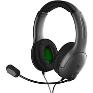 PDP LVL40 Wired Headset - Black - Xbox One - Gaming Headset
