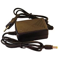 Stabilized power supply DC 12V / 1A in plastic box. - Source