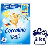 COCCOLINO Primavera - 3 fragrance bags - Air Freshener
