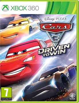 Cars 3: Driven to Win - Xbox 360