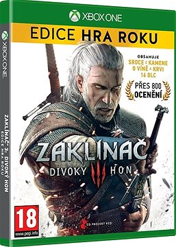 The Witcher 3: Wild Hunt - Game of the Year - Xbox One Edition