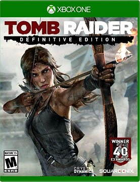 Tomb Raider: Definitive Edition - Xbox One
