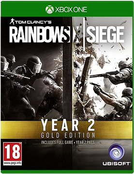 Tom Clancy's Rainbow Six: Siege Gold Season 2 - Xbox One