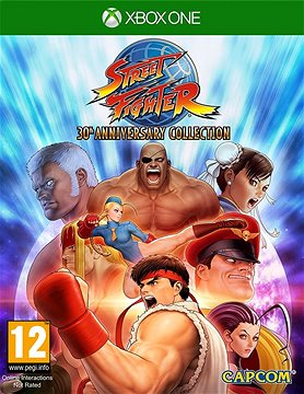 Street Fighter Anniversary Collection - Xbox One
