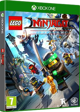 LEGO Ninjago Movie Videogame - Xbox One